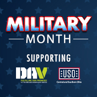 TQL Military Month supporting DAV and USO