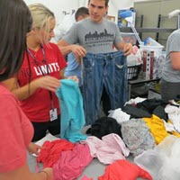 TQL Interns Sort And Serve In Record-Breaking Time
