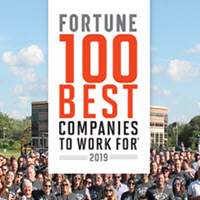 TQL named fortune 100 best company