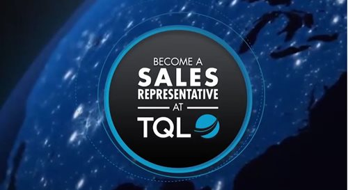 Become a sales representative at TQL