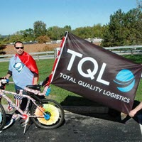 TQL Goes All In For Office Chair Race