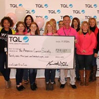 TQL Sets Record With Sixth Annual Loads For A Cure