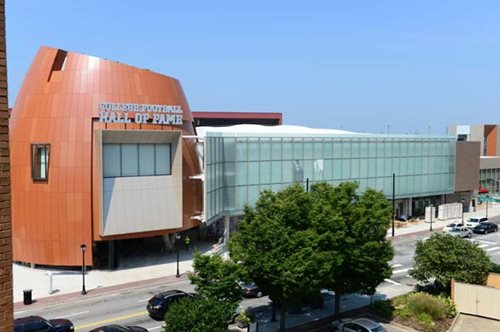 The College Football Hall of Fame building